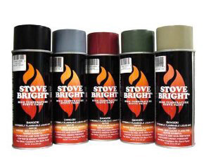 STOVE BRIGHT STOVE PAINTS