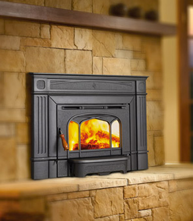 Green Energy Options - Fireplace Inserts