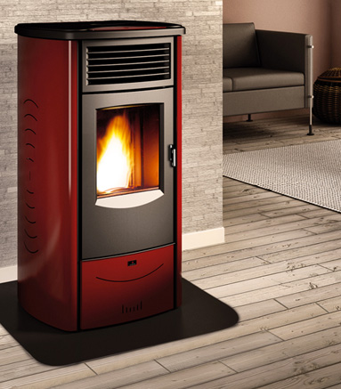 Green Energy Options Pellet Stoves